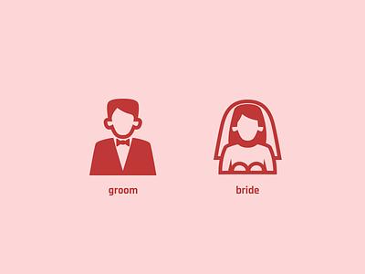 People : Bride and Groom human marriage wedding woman man wedding dress tuxedo person people groom bride