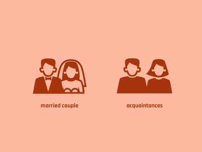 People : married couple and acquaintances wedding couple aquaintances married couple people