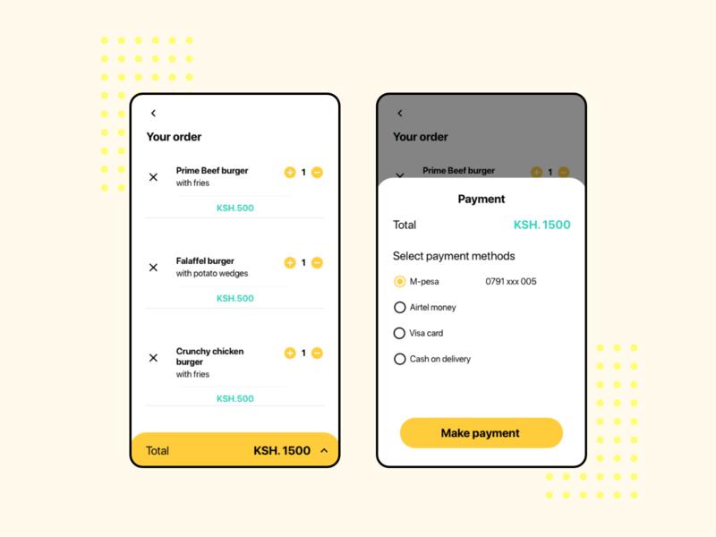 Daily UI - 016 Overlay overlay 016 ui app @dailyui