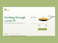 Daily UI - 032 Crowdfunding campaing crowdfunding campaign crowdfunding web design website 032 ui @dailyui