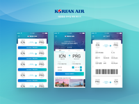 Airplane mobile application