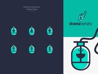 Dramaversity Logo Mark