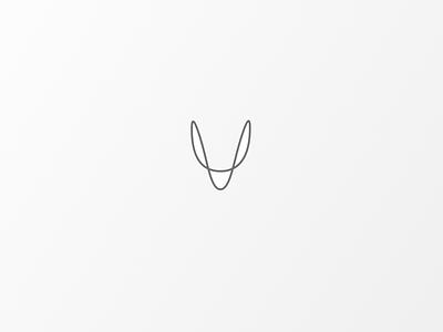 Daily Logo #10 | Cyber Bunny illustration vector logo icon design branding