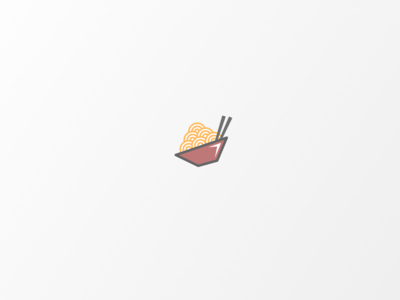 Daily Logo #11 | Ramen Bowl / Ramen Shop