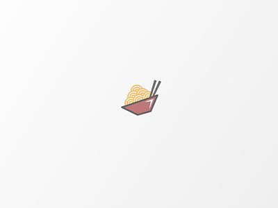 Daily Logo #11 | Ramen Bowl / Ramen Shop illustrator illustration vector logo icon design branding