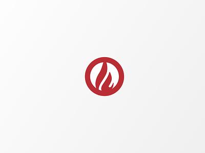 Daily Logo #22 | El Fuego flame illustrator illustration vector logo icon design branding