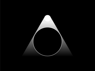 36daysoftype — A sun moon eclipse space cosmos a digitalart 36daysoftype05 36daysoftype-a 36daysoftype 36days-a