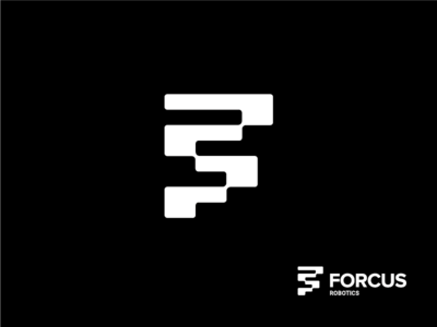 Forcus Robotics. Sign robotics f industrial robot