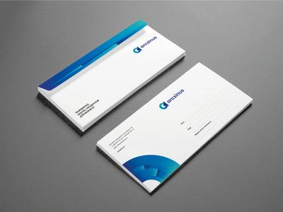 Arcsinus. Corporate identity elements