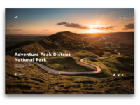 Travel Exploration : Peak District