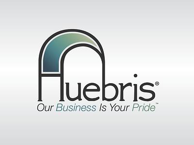 Huebris Logo logo brand identity