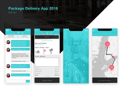 Package Delivery App