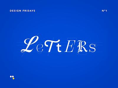 Design Fridays covers team workshop composition pattern typography color activity presentation