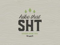 Hike That SHT