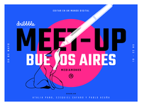 Dribbble Meetup - Buenos Aires ( Playoff )