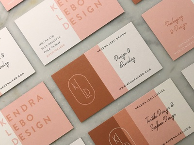 Business Cards: Self promotion