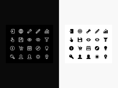 Free Icons pack vector icon ui design app
