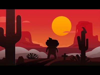 Red Dead Redemption's 10 Year Anniversary redesign wumpus game red dead redemption illustration