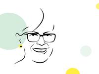 Portrait of Ingrida Simonyte