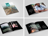Photography brochure / zine about Sri Lanka
