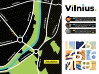 Vilnius Map Fragment