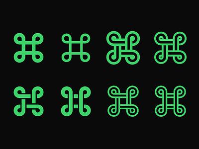 Command Icons app branding icon logo