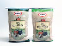 Agway All-Stock Feed