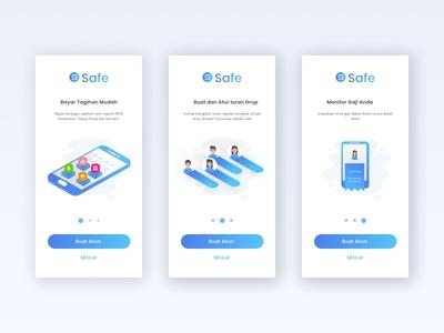 Onboarding Screens - Finance & Wallet App