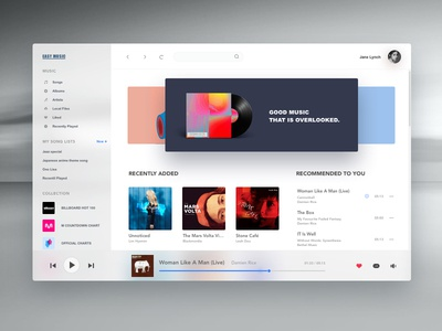 Music Player Client