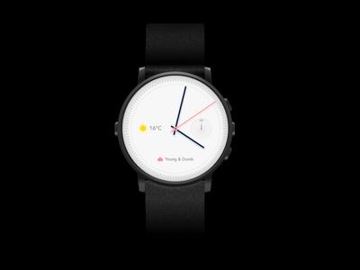 Smart Watch Dial Design