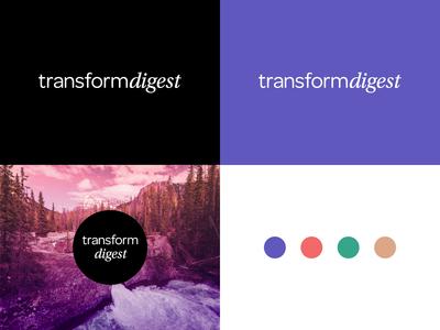 Transform Digest Logo