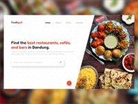 Foodspot Home Page
