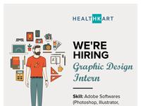 Hiring Creative Intern Creative