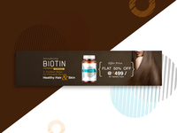 Product Launch of Biotin