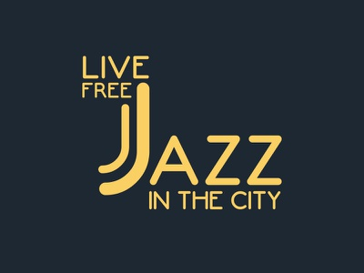 Jazz event Logo Design graphic desgin branding logo design