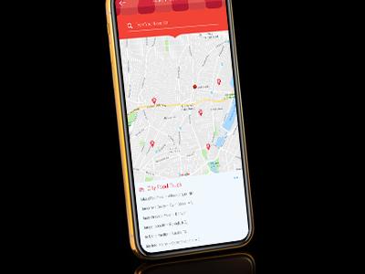 Food App Screen02