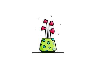 Polka plant 🌱