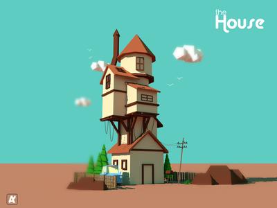 House Dribbble