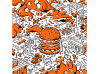 hamburger city