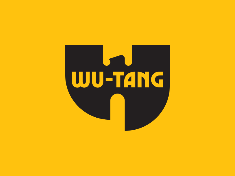 Wutang Logo Redesign Concept By Alen Type08 Pavlovic Dribbble