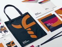 Bank Foundry branding