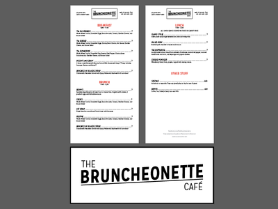 The Bruncheonette