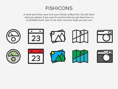 Fishicons