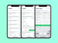 Logistics App Exploration