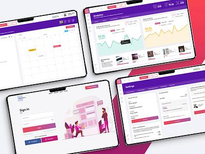 Rectangle ui ux design uidesign app dashboard design social media app ux design ui  ux design ui designer ui design web app design app design