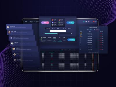 Tron - Crypto Application