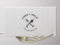 Fork Walk Card