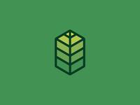 Simple Leaf Icon