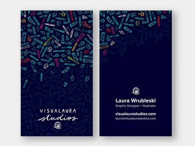 Self-Promotional Business Cards