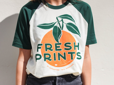Fresh Prints T-shirt Design